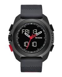 Nixon Ripley Ana Digi Silicone Watch