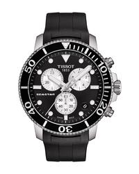 Tissot T Sport Seastar 1000 Rubber Strap Chronograph