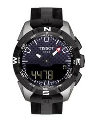 Tissot T Touch Expert Solar Ii Multifunction Rubber Watch