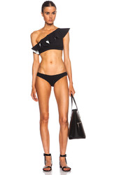 Lisa Marie Fernandez Arden Flounce Nylon Blend Bikini
