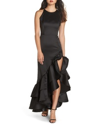 BRONX AND BANCO Frida Noir Gown