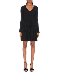 Diane von Furstenberg Sharlynn Wool Blend Dress