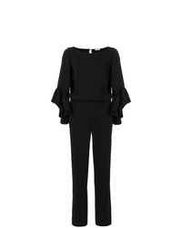 P.A.R.O.S.H. Frill Sleeve Jumpsuit