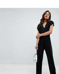Y.A.S Tall Samba Wrap Front Jumpsuit