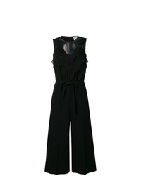 RED Valentino Tulle Detail Jumpsuit