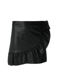 Simonetta Ravizza Ruffle Trim Mini Skirt