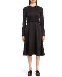 Loewe Back Cutout Dress