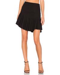 Tibi Ruffle Mini Skirt