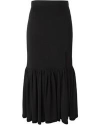 Givenchy Ruffled Hem Skirt