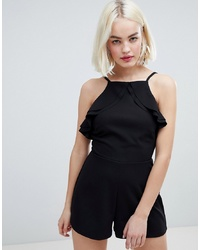 New Look Ruffle Playsuit