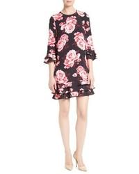 Kate Spade New York Rosa Ruffle Shift Dress