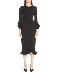 Michael Kors Rumba Stretch Wool Dress