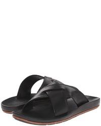 Frye Brent Cross Strap Sandals