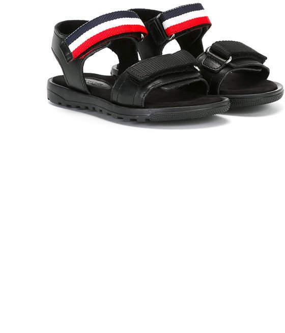 Moncler Kids Straped Sandals