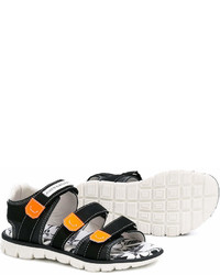 John Galliano Kids Strappy Sandals