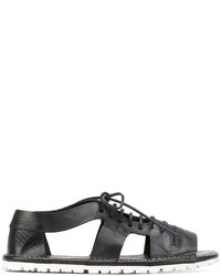 Marsèll Laced Cut Out Sandals