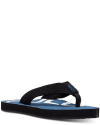 Polo Ralph Lauren Little Boys Theo Logo Flip Flop Sandals