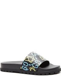 Gucci Pursuit Treck Slide Sandal