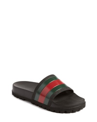 Gucci Pursuit Treck Slide Sandal