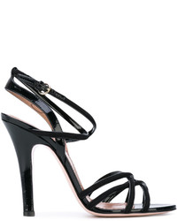 RED Valentino Strapped Sandals
