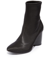 Opening Ceremony Dylan Satin Booties