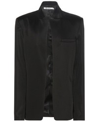 Alexander Wang T By Satin Blazer