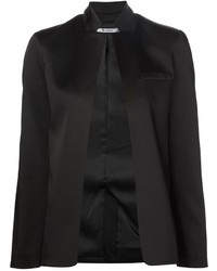 Alexander Wang T By Stretch Satin Blazer