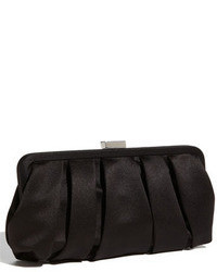 Logan satin clutch beige medium 46707