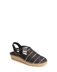Toni Pons Nantes Silk Stripe Sandal