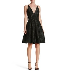 Dress the Population Collette Fit Flare Dress