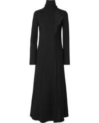 Haider Ackermann Satin Crepe Maxi Dress