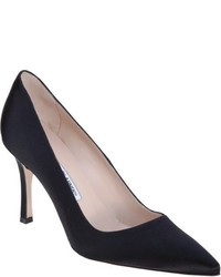 Manolo Blahnik Bb Pumps Black