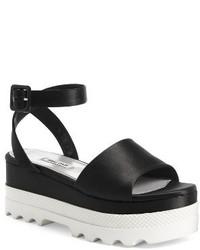 Miu Miu Platform Sandal