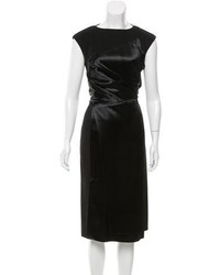 Bottega Veneta Wool Midi Dress