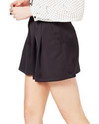 Miss Selfridge Solid Satin Shorts