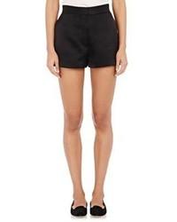 The Row Matte Satin Shors Shorts