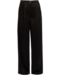 Lyle wide leg satin trousers medium 3879868