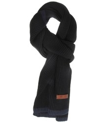 Ben Sherman Scarf Black