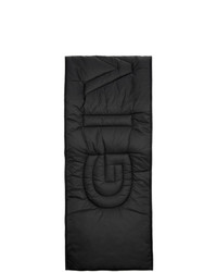 Givenchy Black Logo Puffer Scarf