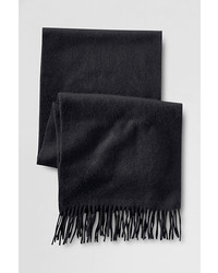 Lands' End Cashmere Scarf Rich Red