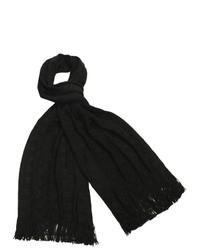 Dahlia Wheat Ear Fashion Cashmere Feel Knitted Tassel Ends Long Scarf
