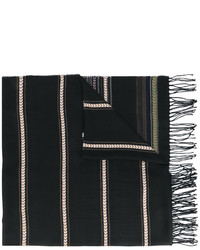 Ethnic pattern fringed scarf medium 3747373