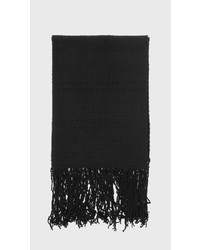 Helmut Lang Cashmere Wool Oversized Scarf