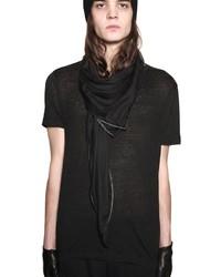 Modal cashmere blend scarf medium 609539