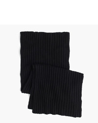 J.Crew Ribbed Scarf In Everyday Cashmere
