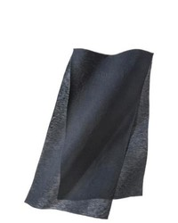 Saison Limited Jersey Knit Fashion Scarf Black