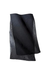 Saison Limited Xhilaration Solid Fashion Scarf Black
