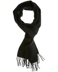 French Connection Scarf Black