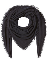 Faliero Sarti Scarf With Virgin Wool Cashmere And Silk
