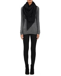 Barneys New York Voile Oversized Scarf